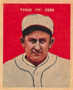 1932 US Caramel Ty Cobb