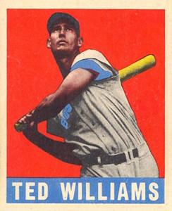 1948-Leaf-Ted-Williams