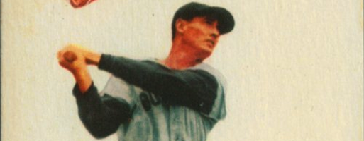 This Ted Williams Baseball Card Comes with a Side of Rickey and a Helping of Kobayashi