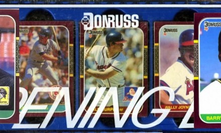 Two Barry Bonds Baseball Cards That Prove He Really DID Change
