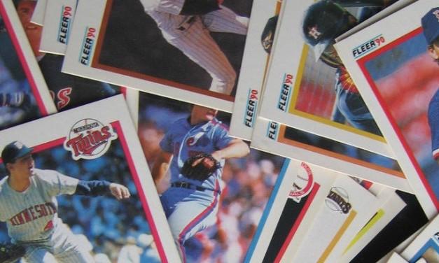 1990 Fleer Baseball Cards – The Ultimate Guide