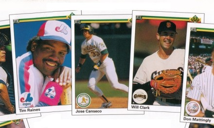1990 Upper Deck Baseball Cards – The Ultimate Guide