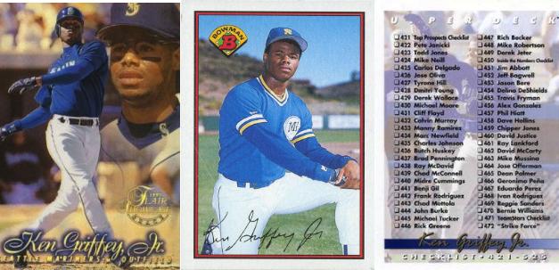 Ken Griffey Jr. Baseball Cards: The Definitive Guide