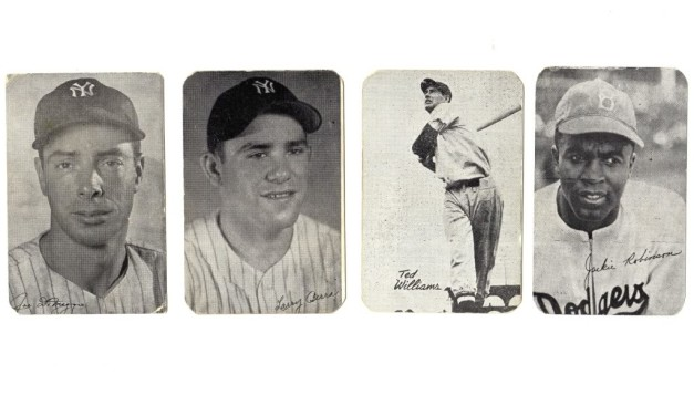 The First Jackie Robinson Baseball Card — A Breadcrumb Bond to History