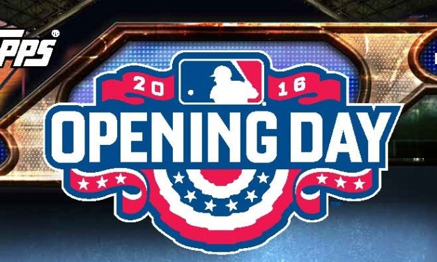 Baseball Card Blogs Weekly Roundup – Opening Day (Week) Edition (April 2-8, 2016)