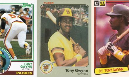 The Tony Gwynn Baseball Card that Launched a Million Hobby Treasure Hunts