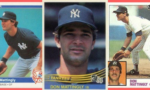 How the Don Mattingly Rookie Card Built a Hobby Craze