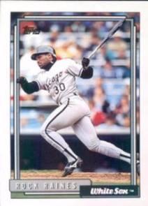 1992 Topps Tim Raines (#426)