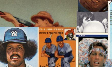 10 Fun Classic Baseball Cards that Make Everyday Feel Like Friday