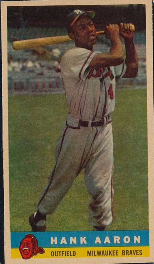 1959 Bazooka Hank Aaron