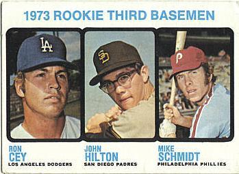 1973 Topps Mike Schmidt (#615)