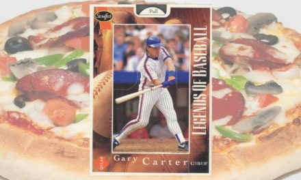 How 1995 Stouffer's Legends of Baseball Gary Carter Makes Me Feel Like a Kid Again