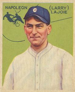 1933 Goudey Nap Lajoie