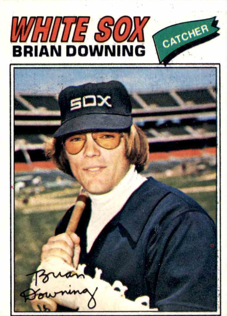 1977 Topps Brian Downing