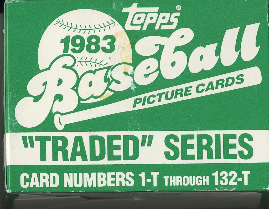 1983 Topps Traded Set