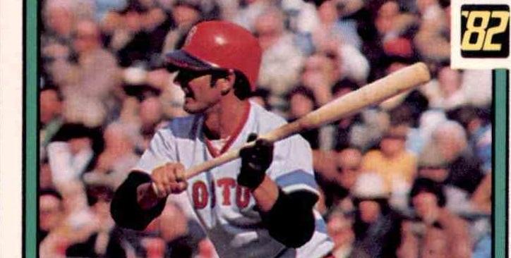 The Best Baseball Card of 1982 Was a Cardboard Phoenix