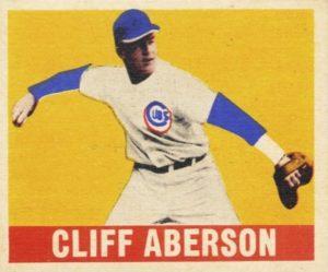 1948 Leaf Cliff Aberson