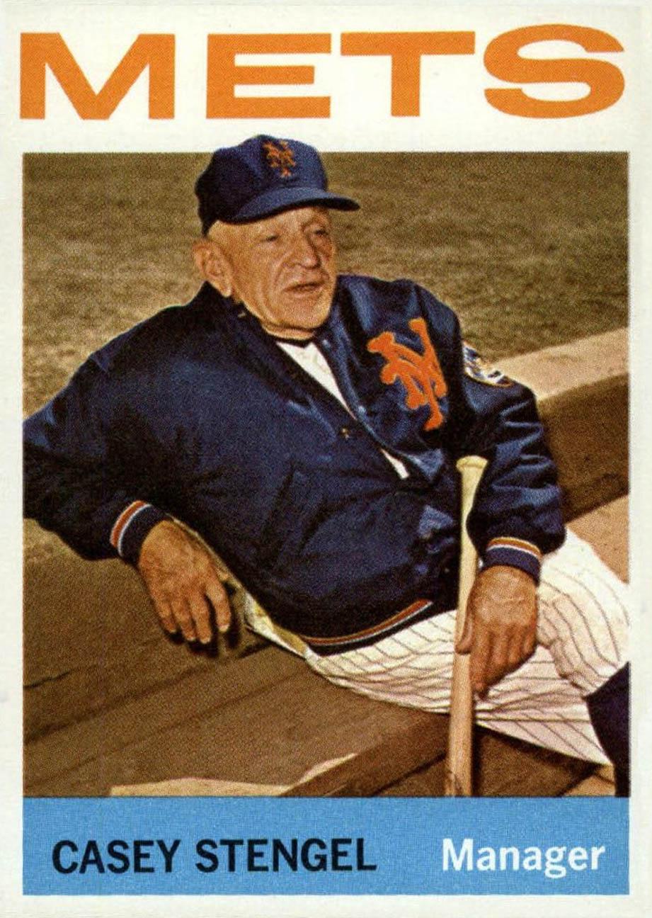 1964 Topps Casey Stengel