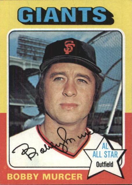 1975 Topps Bobby Murcer