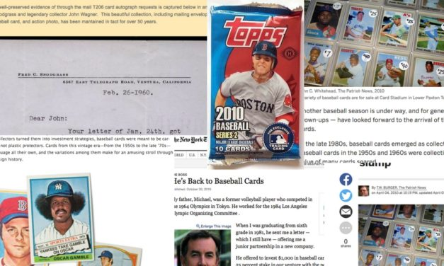 You May Have Missed These Awesome Baseball Card Posts … from 2010!