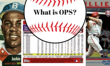 What Does OPS Mean in Baseball?