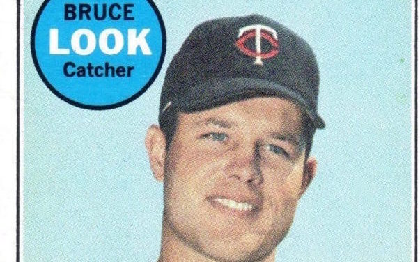 The Mystery of Bruce Look and His 1969 Topps Baseball Card