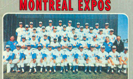 Montreal Expos: 35 Facts Baseball Card Collectors Need to Know