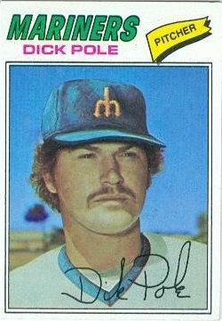 1977 Topps Dick Pole