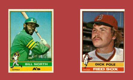Christmas Cards: The Spectacular Run of the North-Pole Duo on Topps Baseball Cards