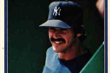 Fleer Was Not Moved by Ron Guidry and His Louisiana Lightning