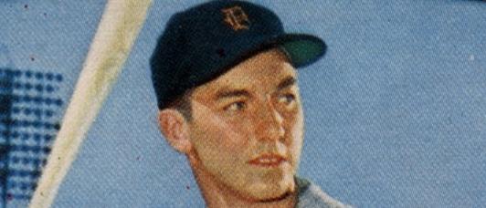 The Flaky Al Kaline Baseball Card that Made the Tigers Slugger a TV Star