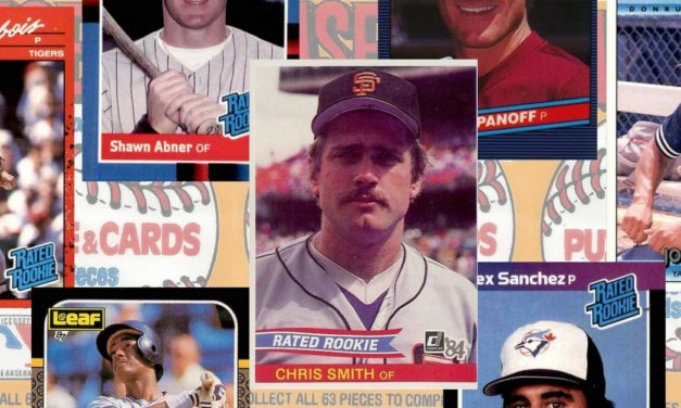 These Donruss Rated Rookies Just Didn't Rate the Hype