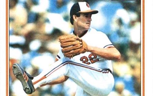 Behold … The Last Great Jim Palmer Baseball Card