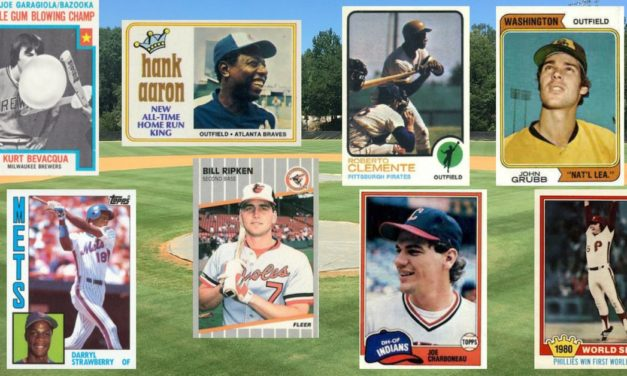 The Greatest Baseball Cards in Opening Day History — One for Each Team!