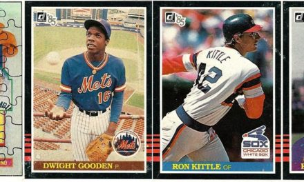 These 1985 Donruss Baseball Cards Were the Bottom of the Barrel … er … Box
