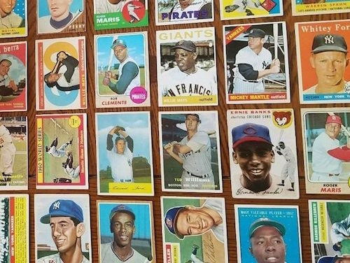 Flash Market Report — What Old Baseball Cards Sold Big this Week?  (6/10/2018)