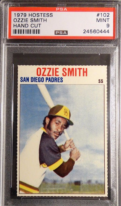 1979 Hostess Ozzie Smith