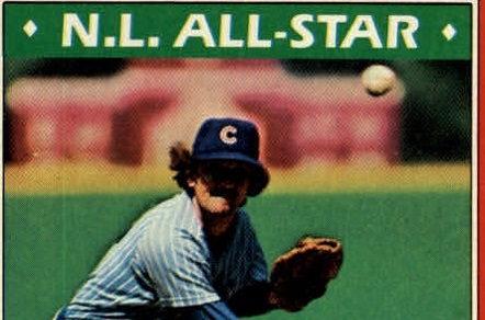 Bruce Sutter Made His Hall of Fame Pitch from the Best 1981 Topps Baseball Card