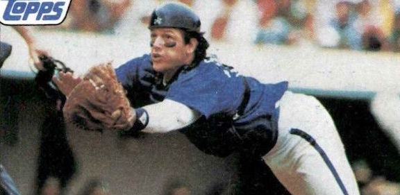 1982 Topps, Carlton Fisk, and Delayed Gratification