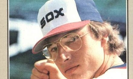 1983 Fleer Ron Kittle Helped Ignite Rookie Card Craze
