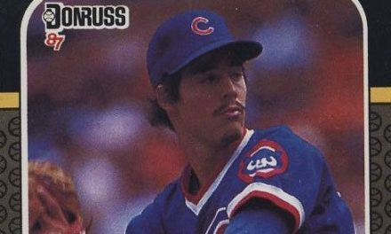 Does Greg Maddux Look Like a Hall of Famer on His 1987 Donruss Rookie Card?