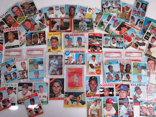 Flash Market Report — What Old Baseball Cards Sold Big this Week?  (6/17/2018)