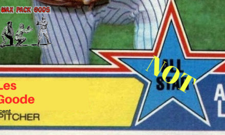Topps Doesn't Need Your Stinking Votes to Tell Them Who's an All-Star