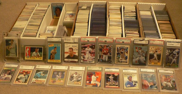 Flash Market Report — What Old Baseball Cards Sold Big this Week?  (7/29/2018)