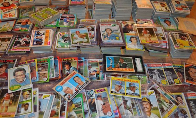Flash Market Report — What Old Baseball Cards Sold Big this Week?  (8/5/2018)