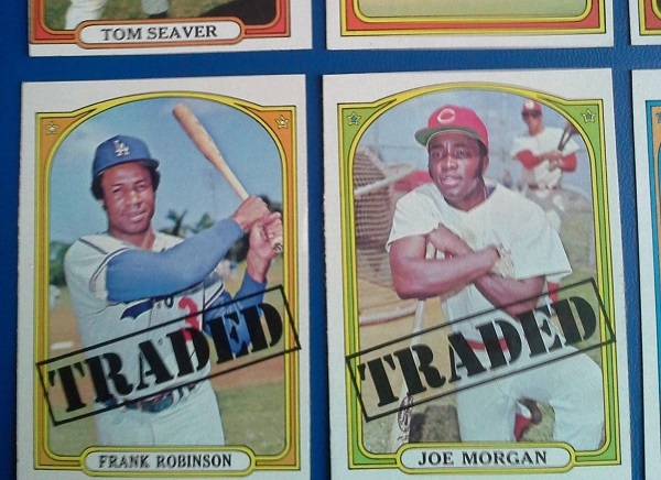 1972 Topps Complete Set