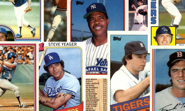 Behold … the Last Topps Baseball Cards of the 1980s