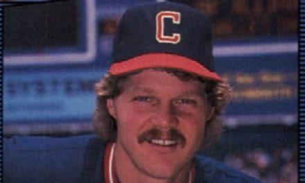 "Even 1986 Donruss Pat Tabler ""Mr. Clutch"" Couldn't Have Saved 2018 Cleveland Indians"