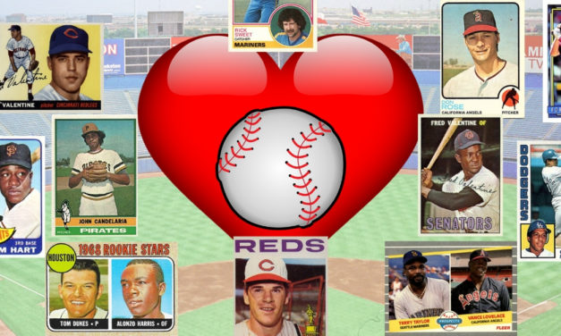 The All-Time All-Valentine Baseball Card Team