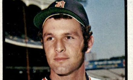 1973 Topps Fred Scherman Made a Series-ously Last-ing Impression
